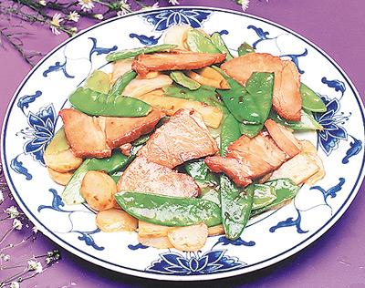 Shrimp Roast Pork W